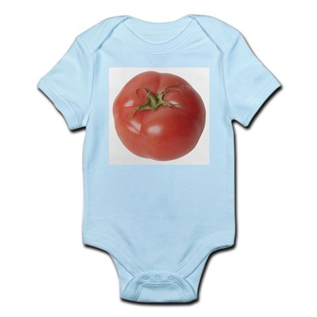 A Tomato On Your Infant Creeper