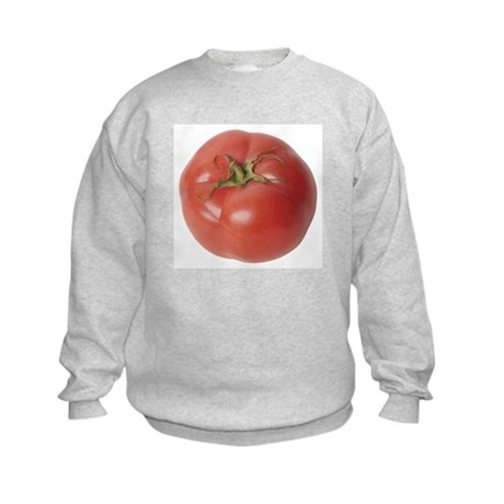 A Tomato On Your Kids Sweatshirt