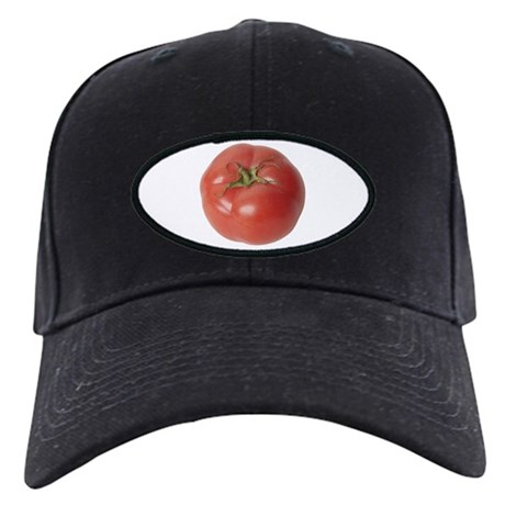 A Tomato On Your Black Cap
