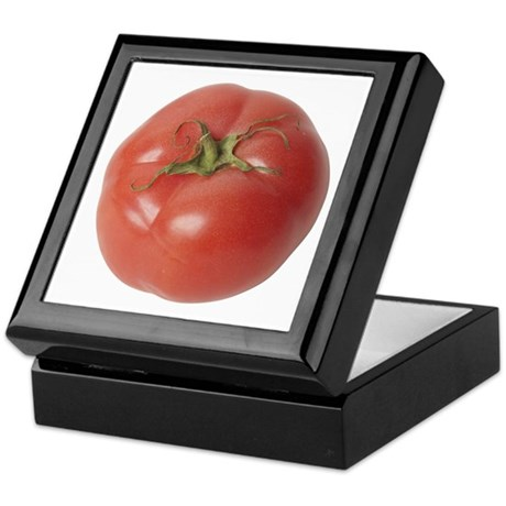 A Tomato On Your Keepsake Box