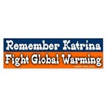 Remember Katrina Bumper Sticker