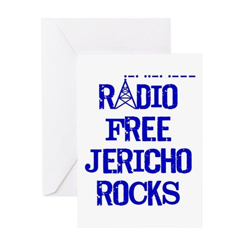 Buy free e greeting cards - Radio Free Jericho card