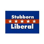 100 Stubborn Liberal Fridge Magnets