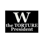 W: The Torture President (Magnet)
