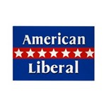 10 American Liberal Fridge Magnets