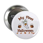 "My First Halloween 2.25"" Button (100 pack)"