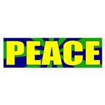 Peace (bumper sticker)