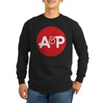 a & p vintage logo Long Sleeve T-Shirt