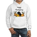 Happy Thanksgiving Hooded Sweatshirt