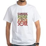 Scrapbooking Mends the Soul Crafter T-Shirt