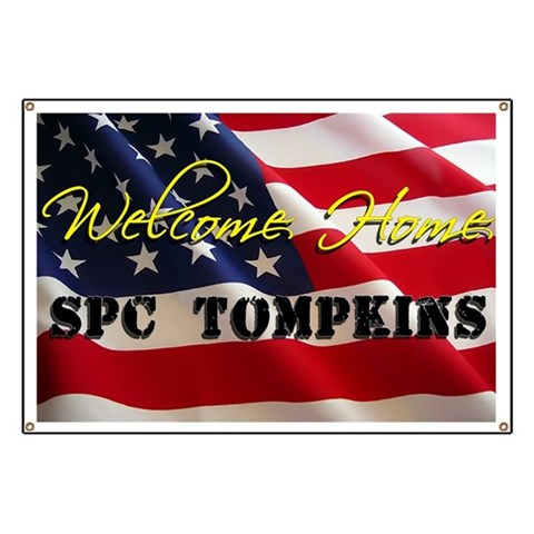 Customized   Banner by CafePress