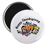 "Thanksgiving Day 2.25"" Magnet (100 pack)"