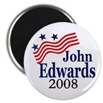 John Edwards 2008 Magnet (10 pack)