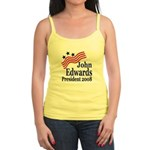 Edwards for President 2008 Jr. Spaghetti Tank