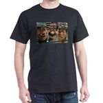 Whimsical Faces T-Shirt