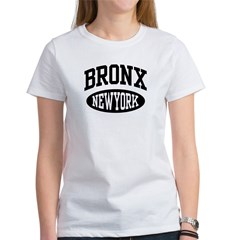 Bronx New York Women's T-Shirt