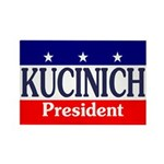 Kucinich for President Magnet (10 pack)