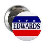John Edwards 2008 Button