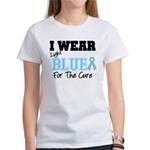 I Wear Light Blue For The Cure T-Shirts