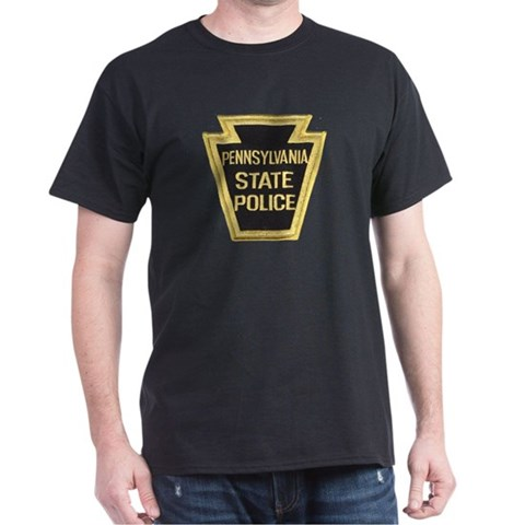 Product Image of Penna. State Police Dark T-Shirt