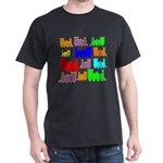 rainbow trains T-Shirt