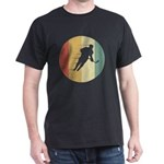 Vintage Retro Hockey Graphic Hockey player T-Shirt