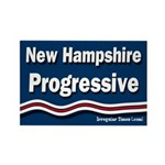 New Hampshire Progressive Magnet