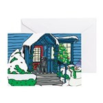 Welcome Newfie Christmas Ornaments & Gifts