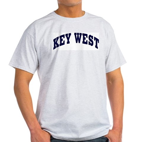 KEY WEST  Cool Light T-Shirt by CafePress