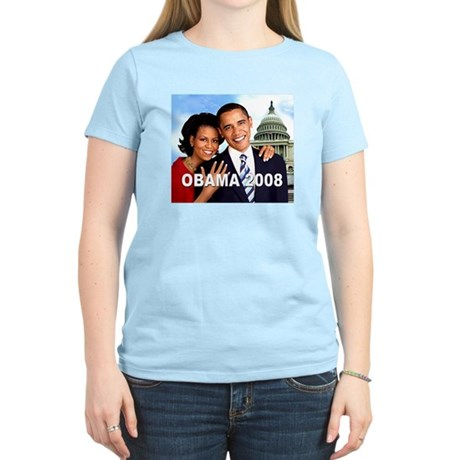 First Couple (White House) Women's Light T-Shirt