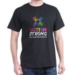 Love, Support, Educate, Autism Strong. T-Shirt