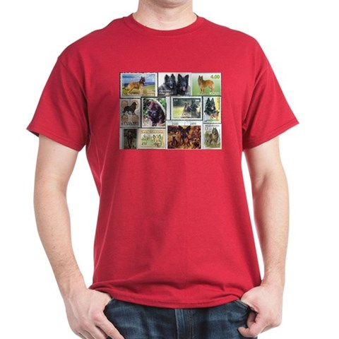 - many great colors  Dark T-Shirt by CafePress