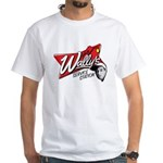 Wally's Service Station White T-Shirt