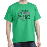 Marching for a CURE T-Shirt