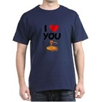 Funny I Love You Honey Jewish New Year T-Shirt
