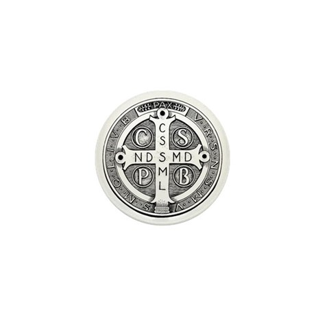 - Reverse of Medal Religion Mini Button 10 pack by CafePress