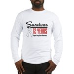 Lung Cancer Survivor Long Sleeve T-Shirt