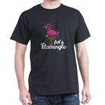Flamingo Shirt Let's Flamingle Funny G T-Shirt