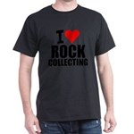 I Love Rock Collecting T-Shirt