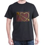 arrow heart T-Shirt