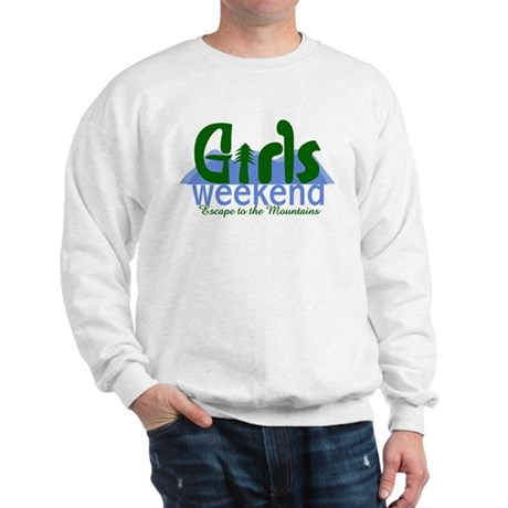 Mountain Girls Weekend Sweatshirt