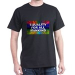 Equality for All Mankind Rainbow T-Shirt