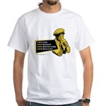 Barney Fife One White T-Shirt