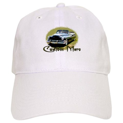 -Custom Merc Hobbies Cap by CafePress