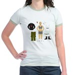 Dress-Up Dyke | Lesbian T-shirts