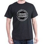 Trumpet Best Music Note Circle T-Shirt