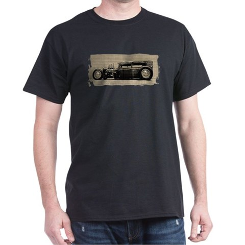 -Vintage Tudor-1 Vintage Dark T-Shirt by CafePress