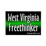 West Virginia Freethinker Magnet