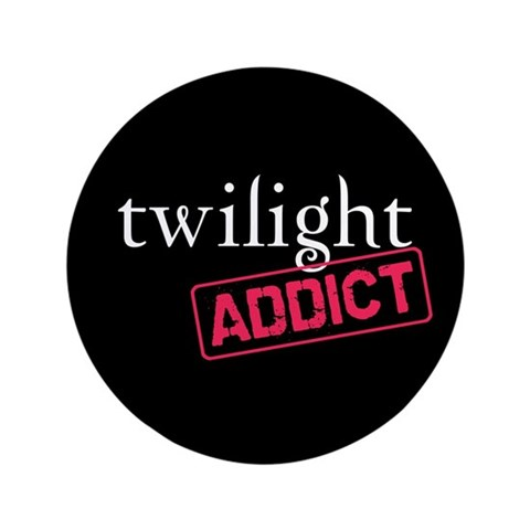 Twilight Addict  Twilight 3.5 Button 100 pack by CafePress