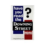 Read The Downing Street Memo Magnet